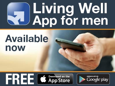 Living Well App for iPhone and Android